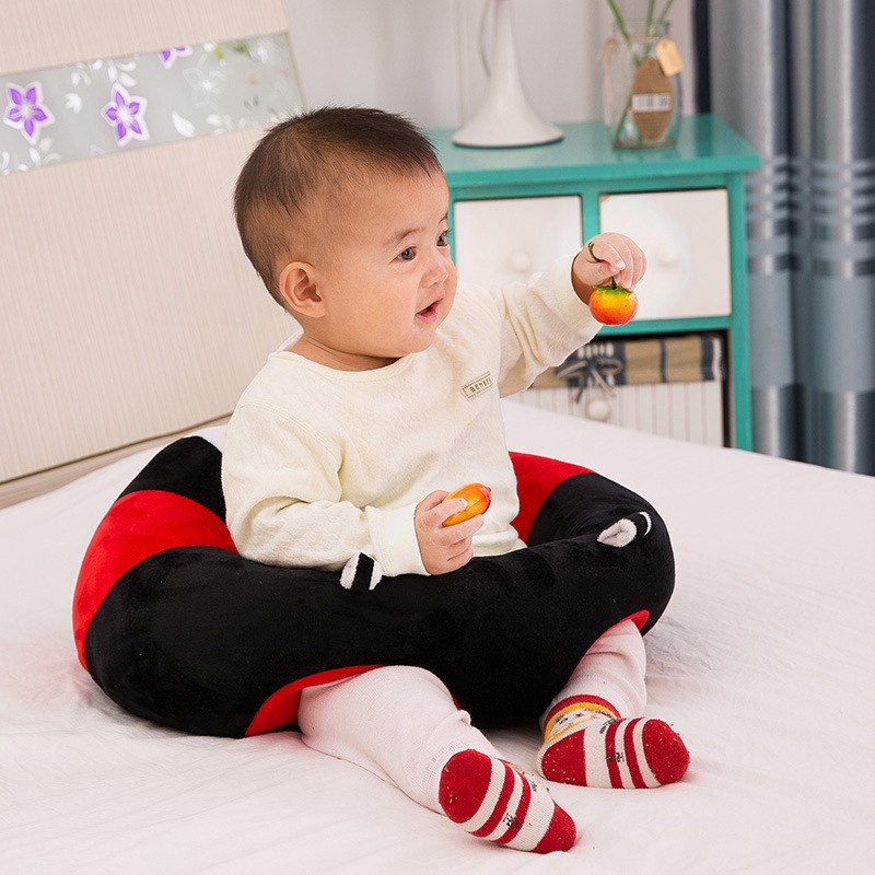 New Baby Support Seat Infants Learn Sitting Sofa Safety